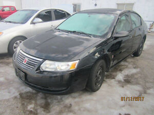 JUST IN FOR PARTS 2005 SATURN ION @ PIC N SAVE WOODSTOCK