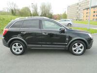 2008 (58) VAUXHALL ANTARA 2.0CDTi 16V AUTO SE 4WD SAT NAV-LEATHER-HEATED SEATS
