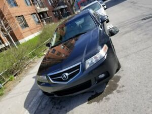 2004 Acura TSX Sedan Good Condition