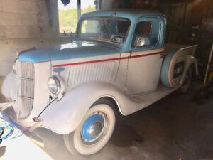 Vintage 1936 Ford Pickup