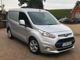 2014 14 Reg Ford Transit Connect Limited 1.6TDCi 115 PS