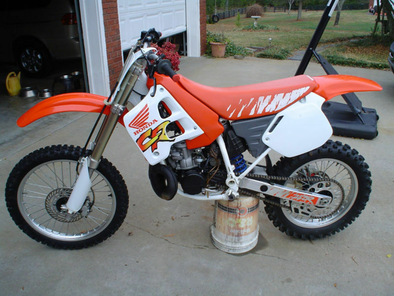 Servicemanuals Motorcycle How To And Repair In Honda Xr 125 Wiring Diagram together with Hondas Greatest Bike The Cr250r Two Stroke moreover 1992 CR250 RESTORATION 1256221 likewise Mygarage moreover Watch. on honda cr250r parts