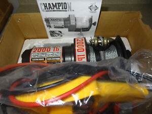 """New """"Champion 2000 lb Winch with Control"""""""