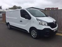 2015 Renault Trafic 1.6dCi Low Roof Van LL29 115 Business 1 Owner