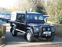 2004 Land Rover 110 Defender XS 2.5 Td5 Double Cab