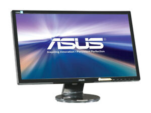 ASUS VE248H 24-Inch Full-HD LED-lit LCD Monitor with Integrated
