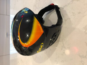 Children's ski helmet