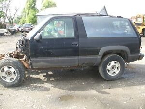PARTING OUT: 1994 CHEVROLET BLAZER