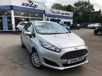 2014 Ford FIESTA STYLE Manual Hatchback