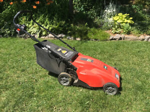 Black and Decker CM1836 Cordless Electric Lawn Mower for Sale