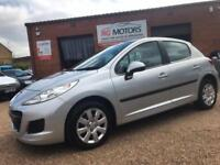 2010(60) Peugeot 207 S 1.4 VTi 95 ( a/c ) Silver, 5dr< Hatch, **ANY PX WELCOME**