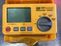 TES-1601 AutoRanging Insulation Tester