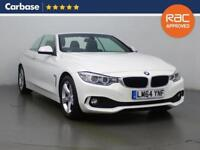 2014 BMW 4 SERIES 420d SE 2dr Auto Convertible