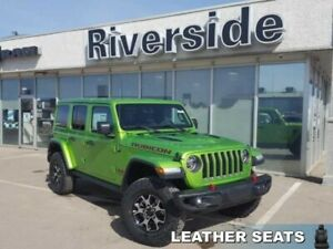 2019 Jeep Wrangler Unlimited Rubicon  - Leather Seats - $352.08