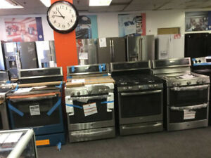 DEALS, DEALS, DEALS, on Home Appliances, New and Scratch & Dent