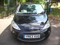 Ford Ka 1.2 ( 69ps ) 2013MY Zetec STOP AND START FUNCTION