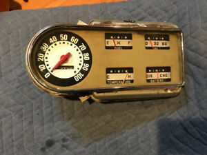 Instrument cluster 1950 Ford pick up