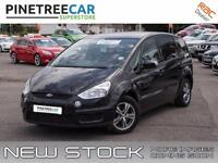 2009 FORD S MAX 1.8 TDCi Zetec 5dr 6 speed