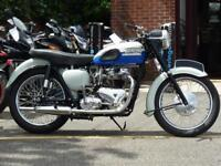 Triumph T120R 1959 Classic 1 of 450 made