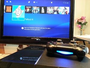 (MANY GREAT GAMES INSTALLED!) PLAYSTATION PS4 500GB