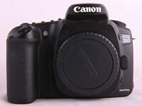 Canon 20D, 8.2MP