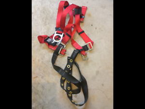 Roofing harness - new