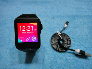 Amazing SmartWatch Samsung Gear2 MintCond+charger+cable