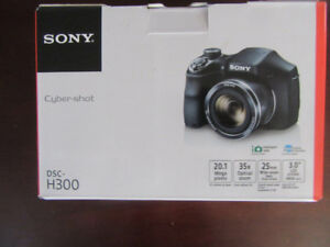 Sony Cybershot digital camera for sale