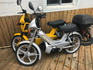 Tomos scooters