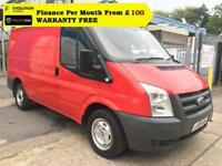 2008 Ford Transit 2.2 260S Low Roof Panel Van,1 OWNER, FSH ( swb 280 300 MK7 MWB