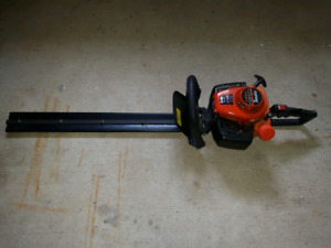 High quality gas powered hedge trimmer