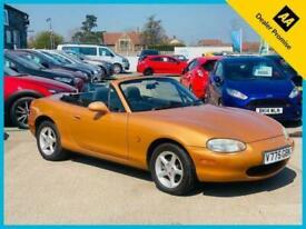image for 1999 Mazda MX-5 1.6 I 2d 109 BHP Convertible Petrol Manual