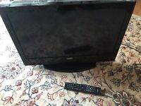 Hitachi 26 inch digital TV