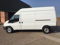 59PLATE FORD TRANSIT VAN T350 LWB HITOP EXCELLENT CONDITION