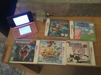 Nintendo 3DS pink like new mint condition