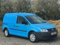2010 Volkswagen Caddy 2.0SDI PD 69PS Van ++ NO VAT ++ AIRCON - ELECTRIC WINDOWS