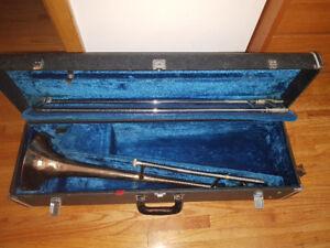 Vintage Yamaha Jazz Trombone YSL-651