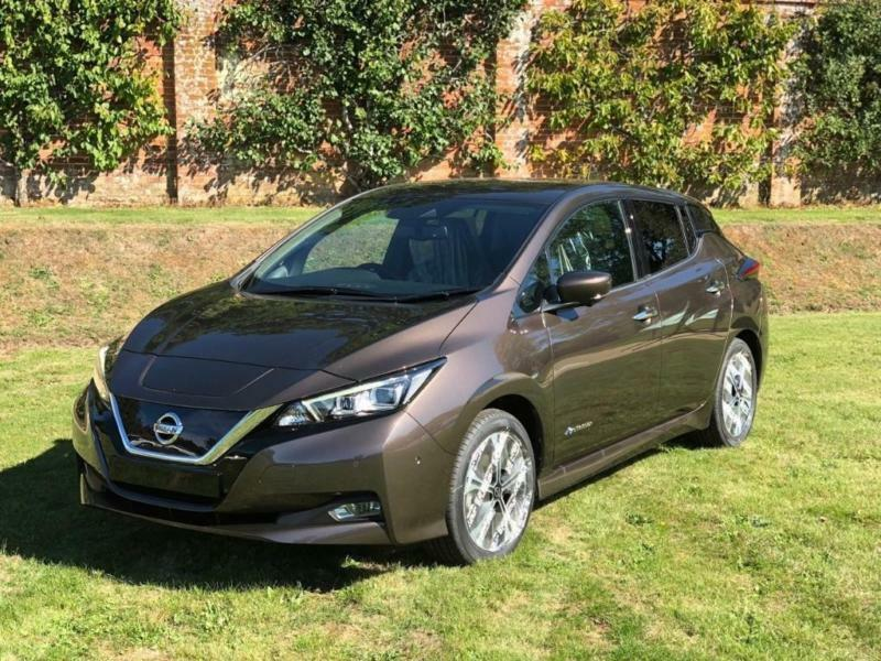 2018 Nissan Leaf 40kwh Tekna 5dr In Southampton Hampshire