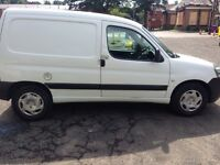 2007 56reg Peugeot Partner 1.9 HDI Oct Mot Tidy Realiable Van
