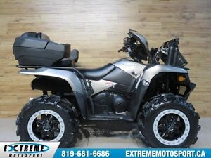 2014 Suzuki KingQuad 500 EPS !! POWER STEERING !! 34.52$/SEMAINE