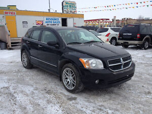 2007 Dodge Caliber R/T AWD Sedan
