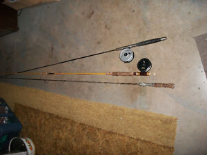 FLY CASTING FISHING RODS