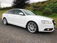 2010 Audi A6 Saloon 2.0TDI 170ps Multitronic S Line Special Edition Automatic