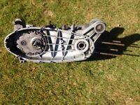 Lambretta li125 engine casing