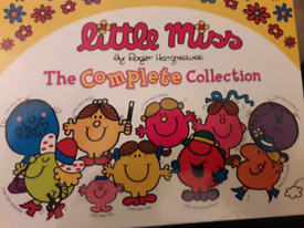 Little miss books