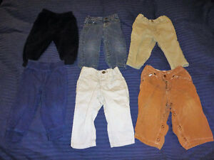 Baby Boy Clothes- size 12-18 months (24 items)