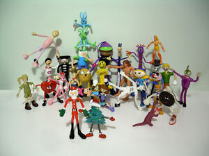 Bendy Figures Collection - from $2—$20