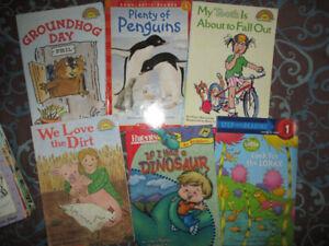 Children's level 1 books