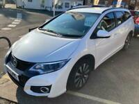 2017 Honda Civic 1.8 i-VTEC SE Plus 5dr Estate Petrol Manual
