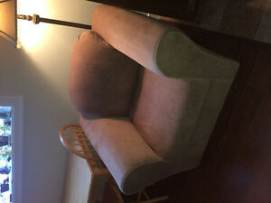 OBO Comfy Beige Arm Chair